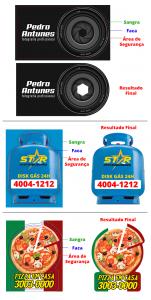 Exemplos Corte Especial l Instruções Atual Card