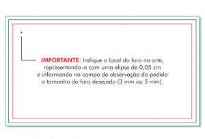 Gabarito Padrão l Instrucoes Grafica Atual Card