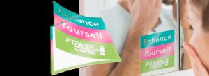 Adesivo Transparente l Atual Card