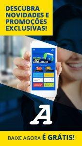 Aplicativo Atual Card gráfica online