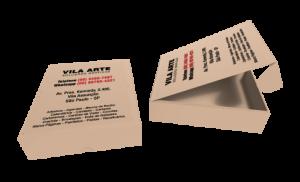Caixas para Cartão Personalizadas l Atual Card